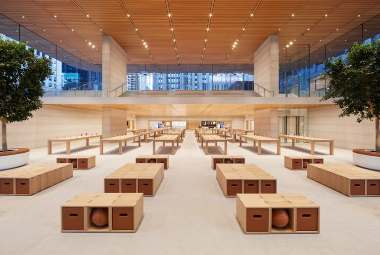 This is the most ambitious Apple Store ever