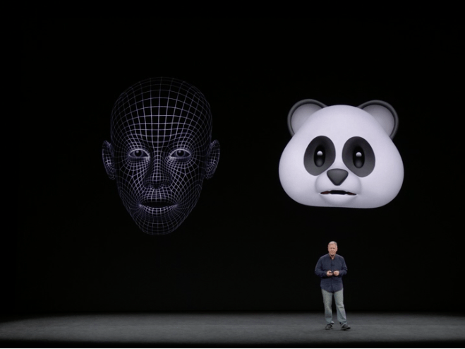 This is the story of the iPhone X Animojis
