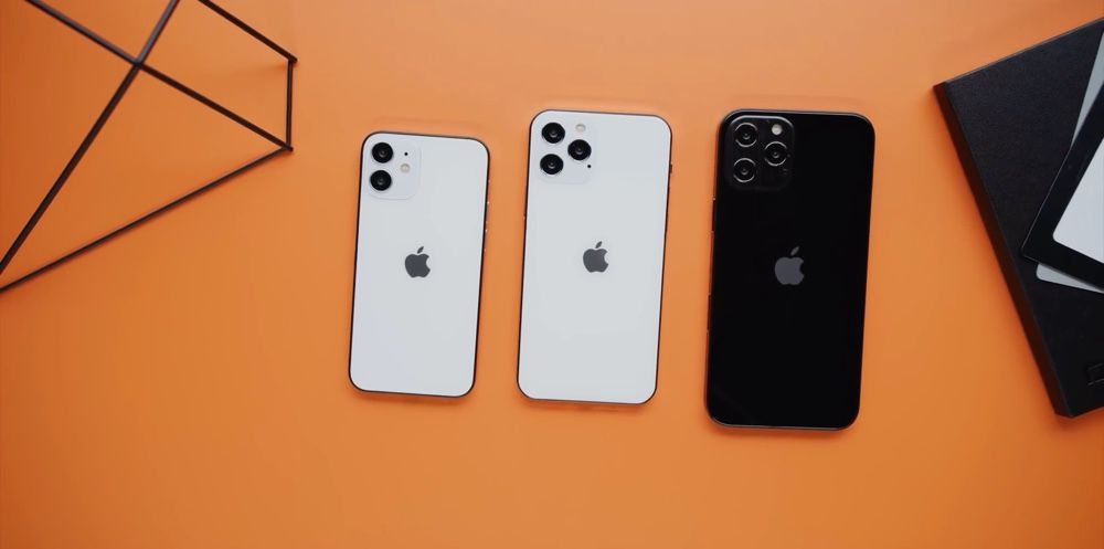 This new concept of iPhone 12 Pro looks spectacular