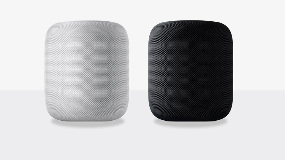This was the first ever HomePod, and it's not from Apple