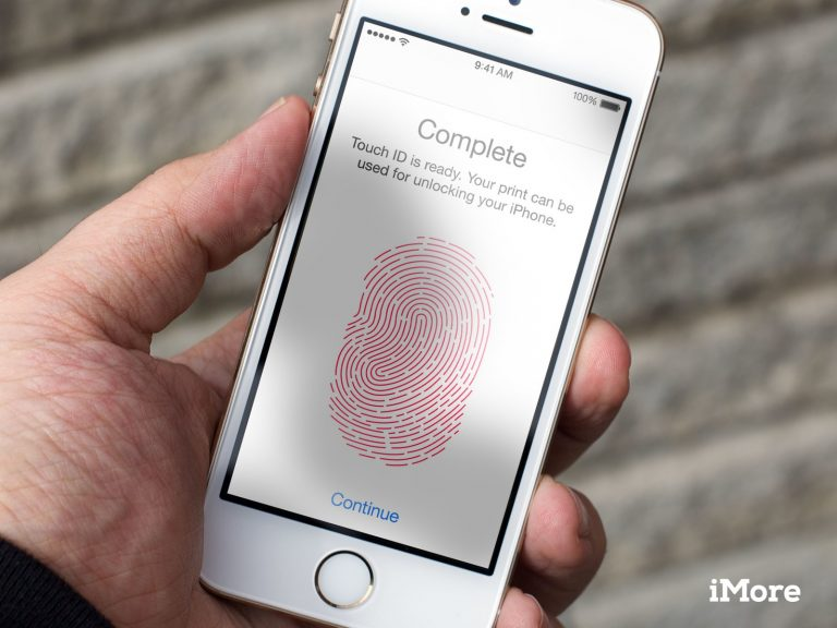 Unlocking a Mac Using the iPhone 5s and 6 Touch ID
