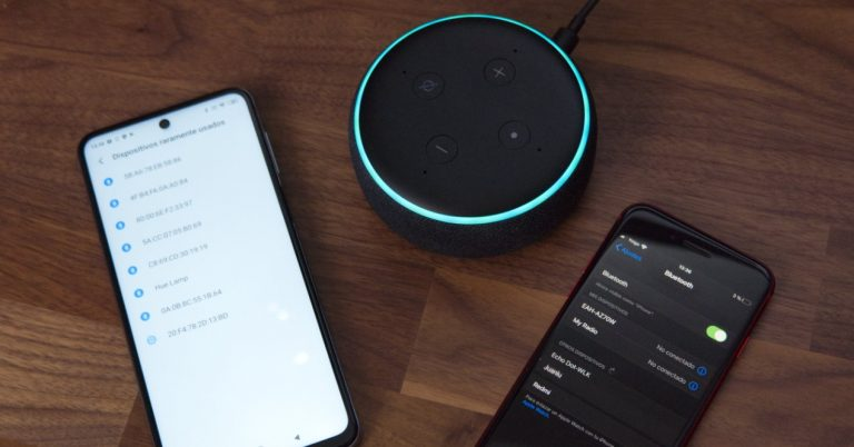 Using the Amazon Echo as your iPhone's Bluetooth speaker