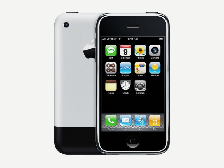 What would the iPhone have looked like if it had been invented decades ago