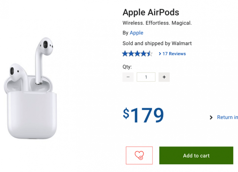 Where to buy the cheapest AirPods 2
