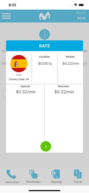With Movistar, buy on the App Store and pay on the bill