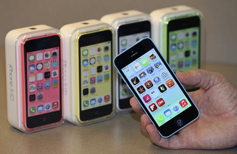 WSJ Suggests Apple Has Cut Production of iPhone 5c