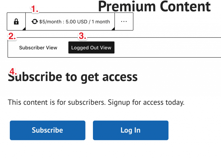 you would earn up to 3 times more paying subscribers