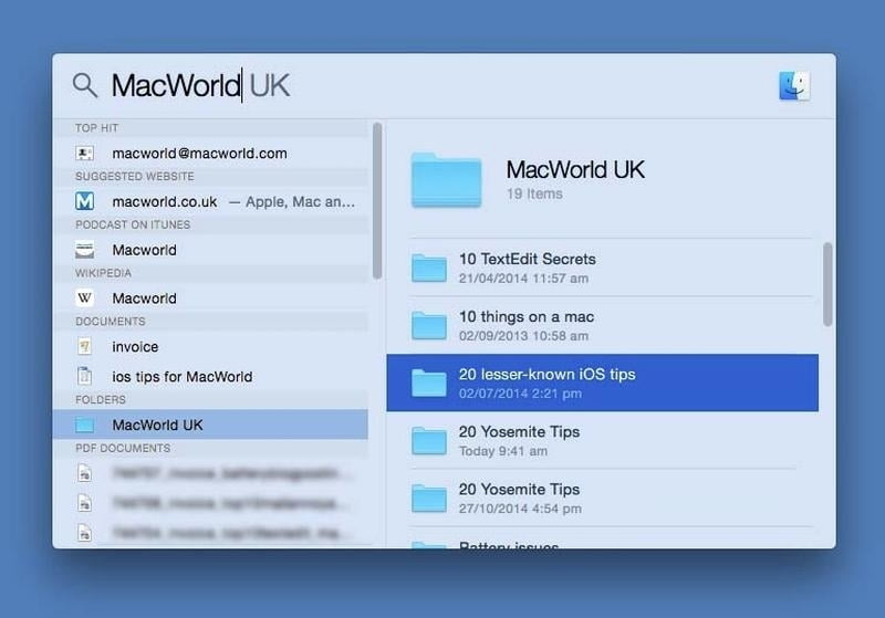 100 Tips, Aids and Features of Mac OS X