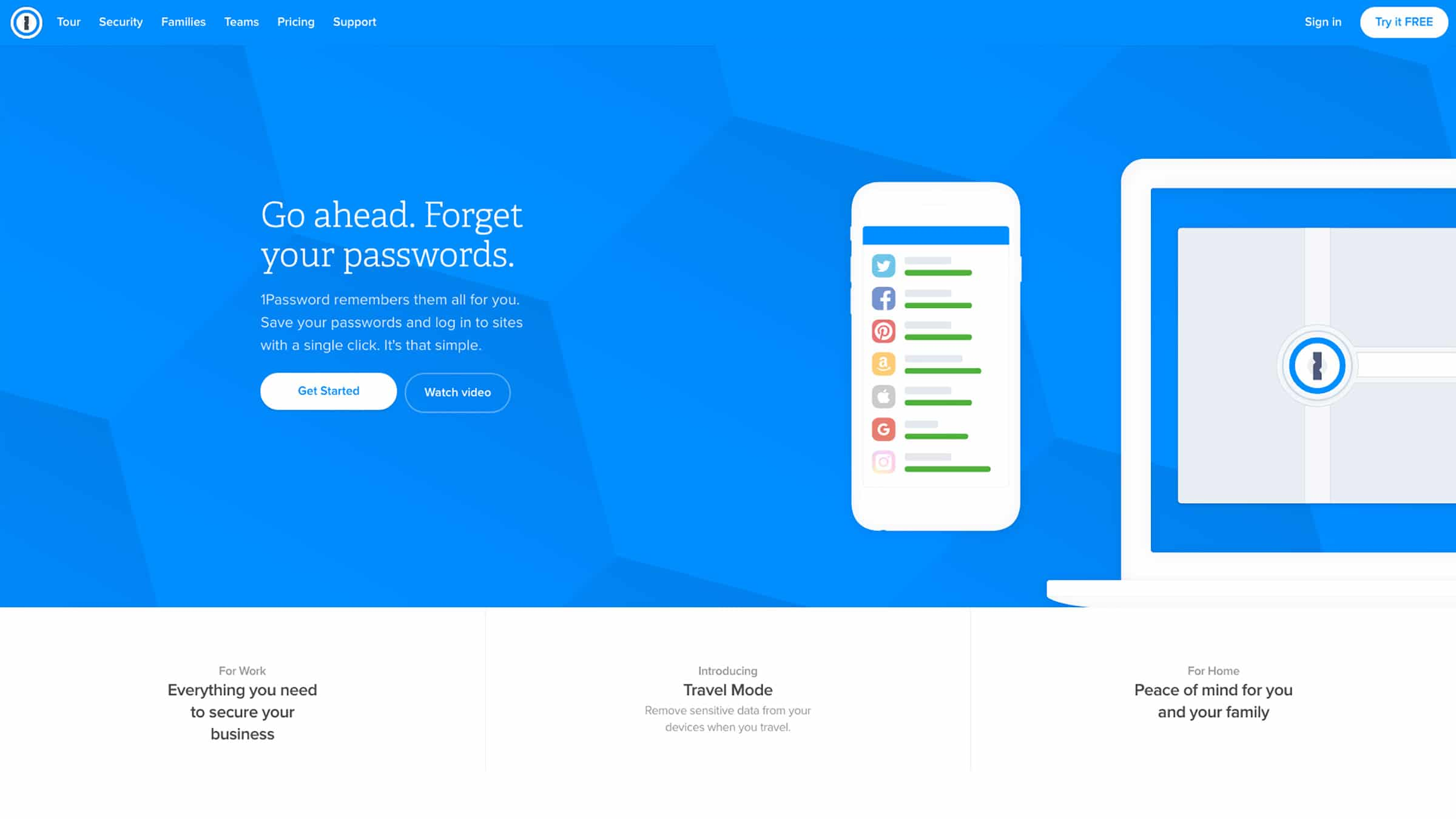 1Password is updated with more reasons to choose it as a password manager