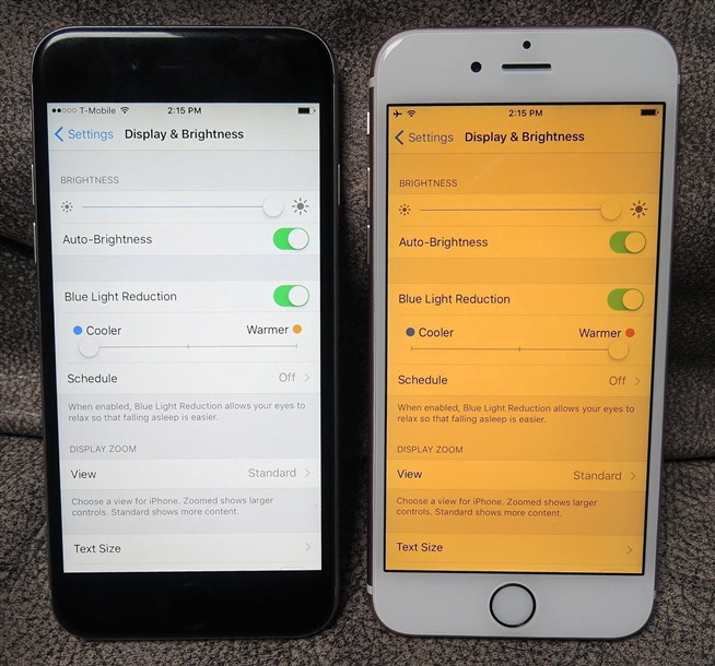 A bug in iOS 9.3.1 allows access to contacts and photos on iPhone 6s6s Plus without a password