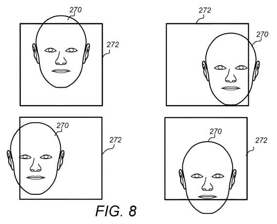 A patent shows us how Apple is working on face detection