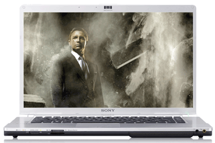 A Sony VAIO running OS X? Steve Jobs had it in mind
