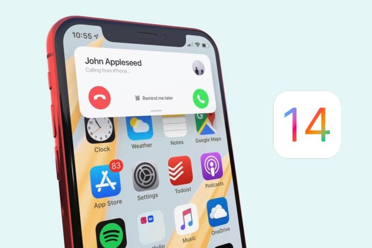 A test version of iOS 14 shows a multitasking similar to that of the iPad, according to this leak