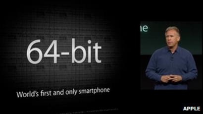 A7 chip makes iPhone 5s the world's first 64-bit smartphone