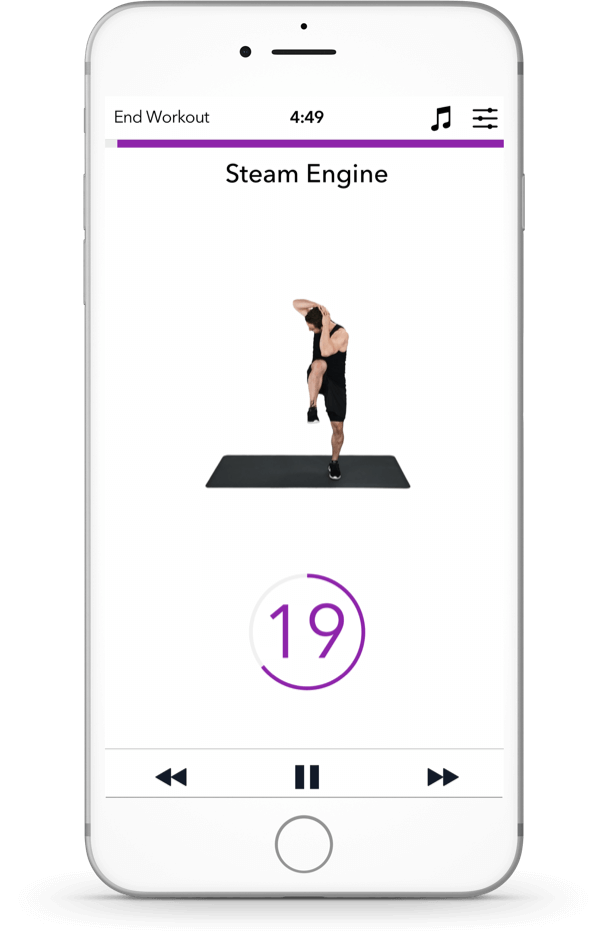 Abs Training Plan on the App Store