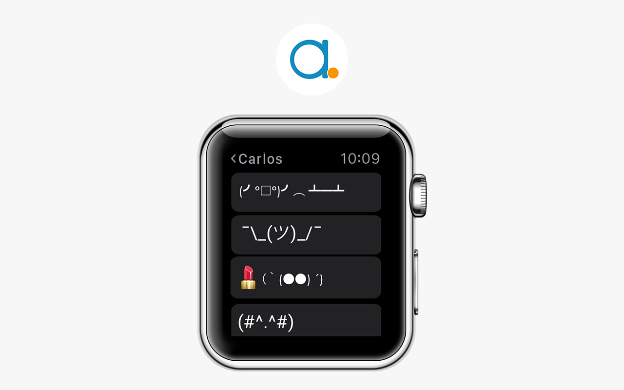 Addappt adds to the list of applications for the Apple Watch