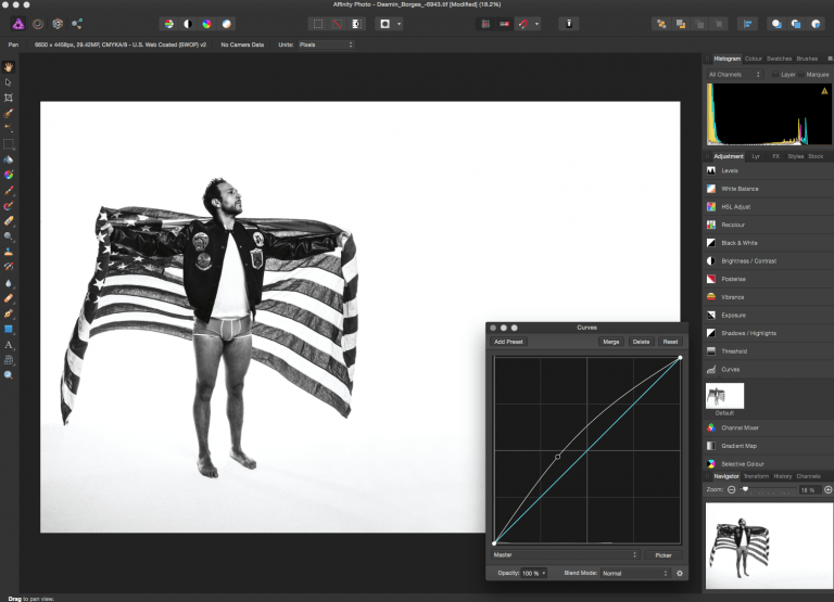 Affinity Photo, the photo editor that comes to battle Photoshop