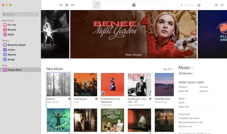 After eleven years, Apple no longer offers a free weekly single on the iTunes Store