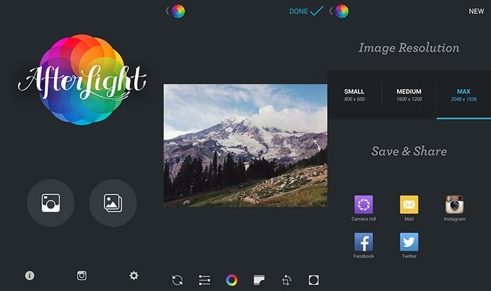 Afterlight – Photo Editor on the App Store