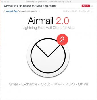 Airmail 4 and Mac App Store