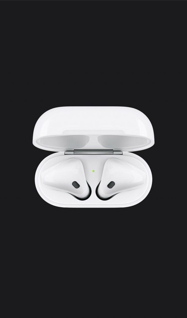 AirPods 2 with wireless charging case for 159.99 euros on eBay, shipping from Spain and two years warranty