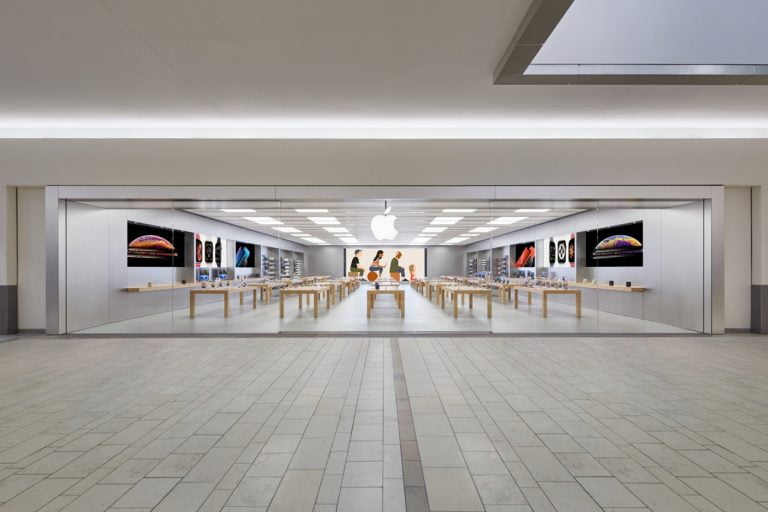 AirPods form lines at Apple stores in the United States