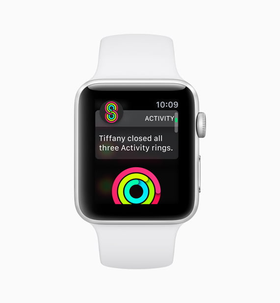 all new features and compatible Apple Watch