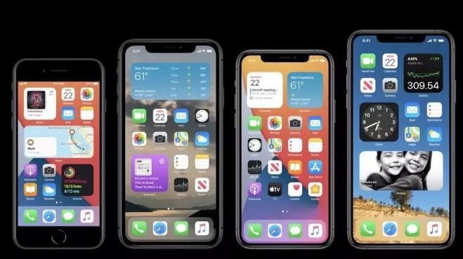 all the news for iPhone from the latest operating system
