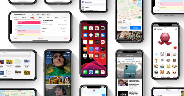 All the news that came with the second iOS and iPadOS 13.4 beta