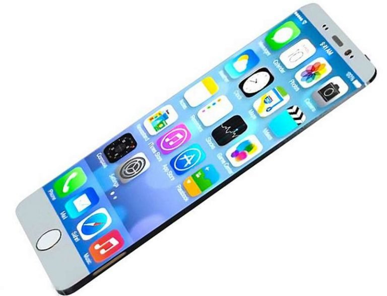Amazing new concept of iPhone 6 with 4.3″ screen
