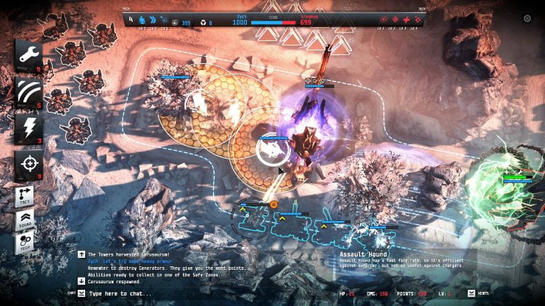Anomaly Warzone Earth combines strategy with tower defense games
