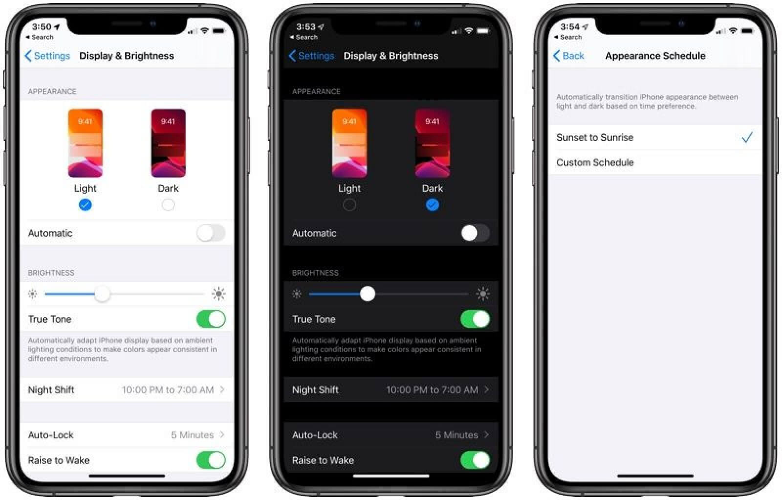 appear in the iOS 13.3 source code