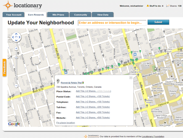 Apple acquires Locationary, a provider of information for mapping services
