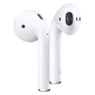 Apple AirPods V2 with Wireless Charging Case