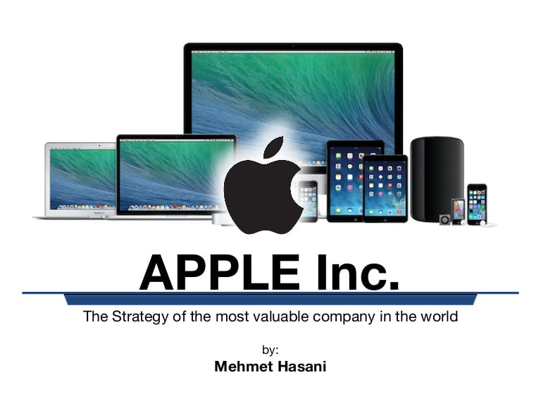 Apple and its strategies on mobile devices