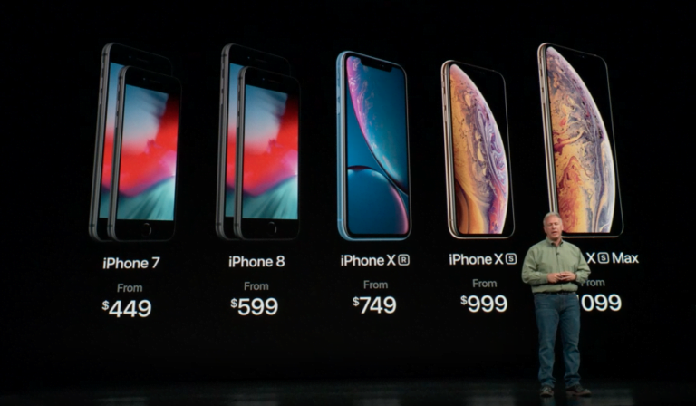 Apple continues to satisfy us