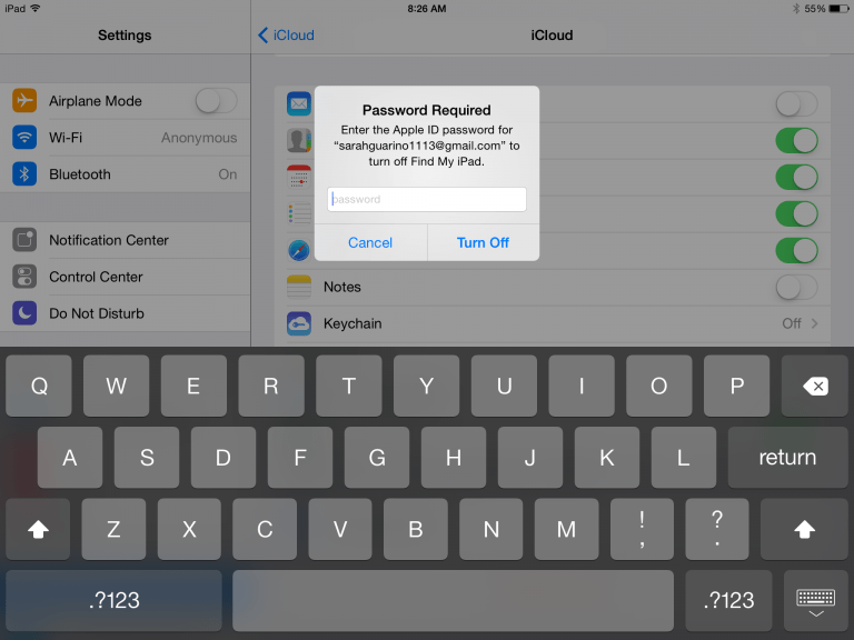 Apple eliminates the possibility of changing passwords for our Apple accounts by phone