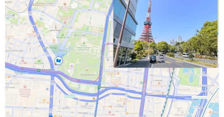 Apple improves Maps by expanding the Flyover, Traffic and Nearby functions to more places
