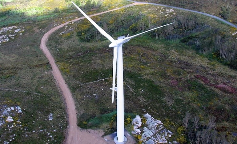 Apple invests in three wind farms in China that will provide 134MW of electricity