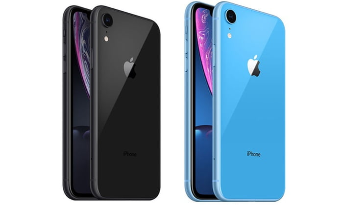 Apple iPhone XR 128Gb Blue Free
