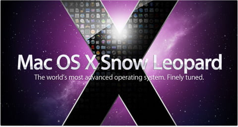 Apple is preparing a new update for Snow Leopard 10.6.9, with iCloud support