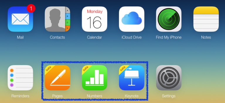 Apple limits access to iWork for iCloud beta because of too much demand