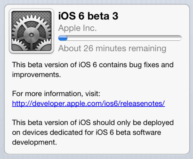 Apple makes good progress in the development of Mac OS X 10.7 Lion, new beta available for developers