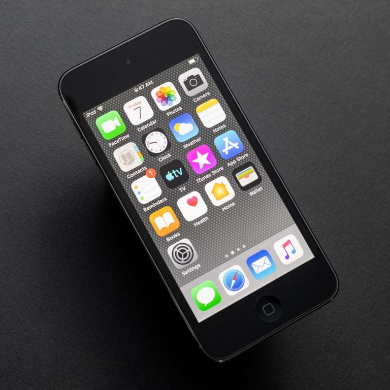 Apple may be working on the seventh generation of iPod Touch