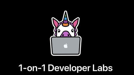 Apple offers more details on 1-on-1 sessions at the upcoming WWDC and Apple Design Awards