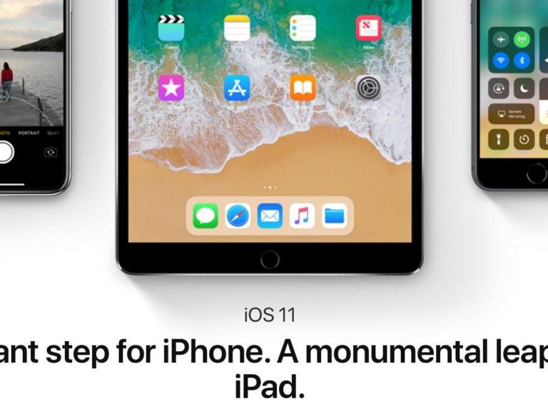 Apple officially launches iOS 11.0.3, to make your devices work better