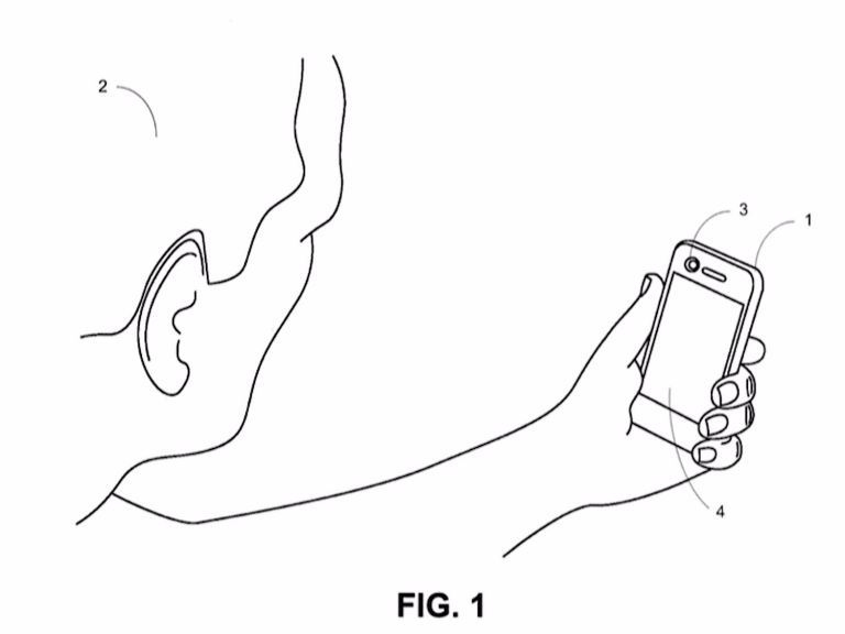 Apple patents a facial recognition system to unlock, as well as lock, the iPhone