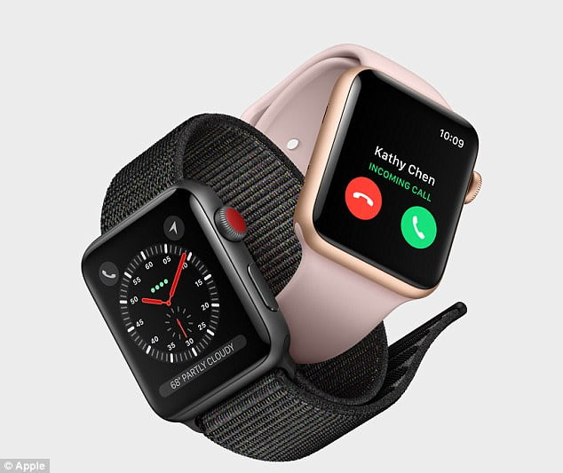 Apple promotes the Apple Watch Series 3 with three new 'CloseYourRings' campaign ads