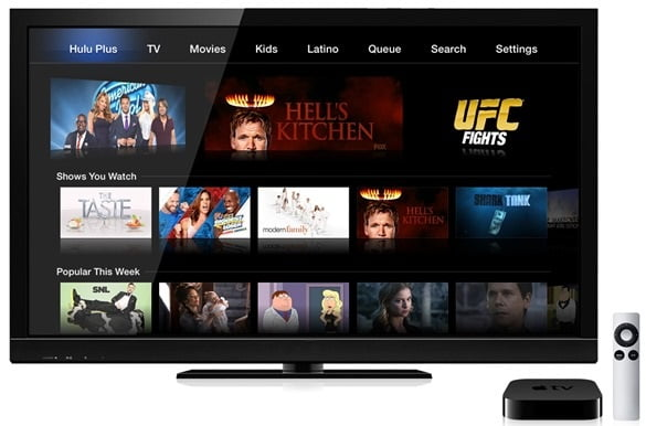 Apple Remote 3.0 and Apple TV 5.1.1 Update