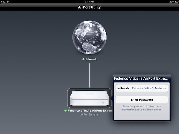 Apple updates Airport and Time Capsule firmware